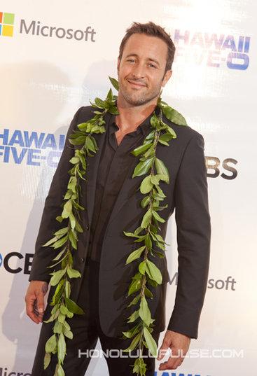 Hawaii Five-O Cast 2014
