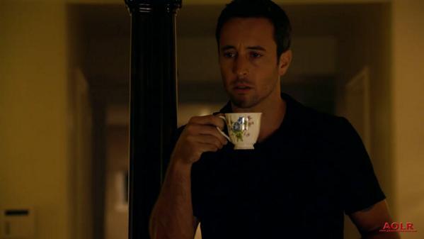 I like tea...