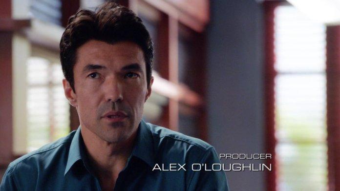 Producer - Alex OLoughlin